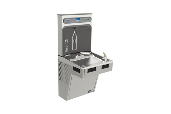 Filtered EZH2O® Bottle Filling Station with Single ADA Cooler