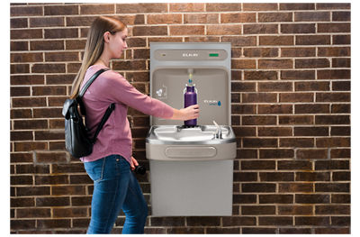Image for Filtered EZH2O® Bottle Filling Station with Single ADA Cooler from elkay-consumer