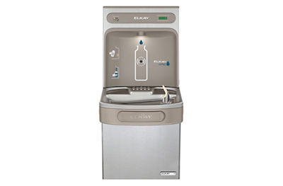 Image for Filtered EZH2O® Bottle Filling Station with Single Green ADA Cooler from elkay-consumer