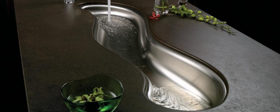 Elkay Mystic Unique Sinks In Copper And Stainless Steel