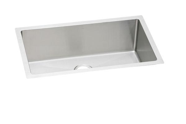 Pursuit Stainless Steel Single Bowl Undermount Sink
