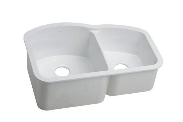 Explore Fine Fireclay Double Bowl Undermount Sink