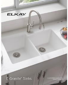 E-Granite™ Sinks Product Brochure