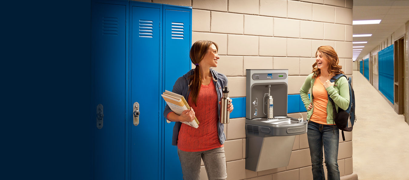 Elkay EZH2O Rapid Bottle Filling Stations