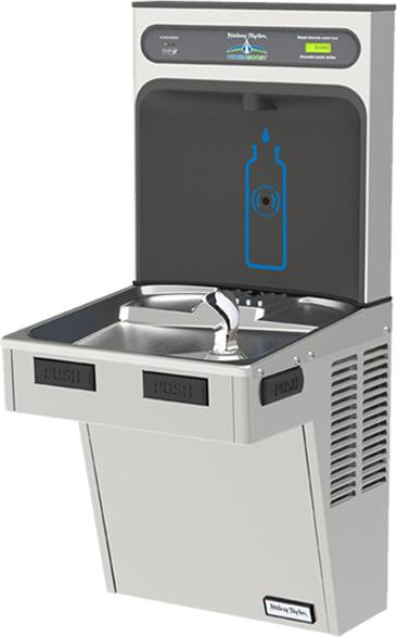 The Innovative Green Counter™ Counts The Number Of Plastic Bottles Saved  From Waste.