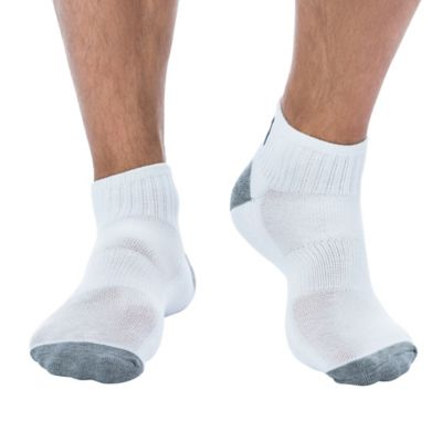 QUARTER SOCKS 2PACK