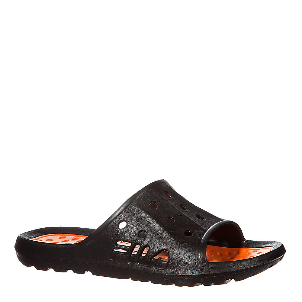 men's refrain 2 slide flip flop shoe in chinesered