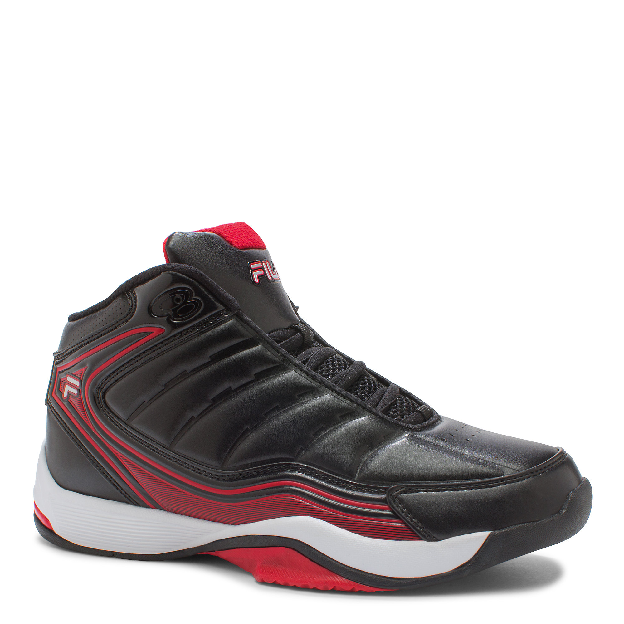 fila men 39 s breakaway 7 basketball sneakers ebay. Black Bedroom Furniture Sets. Home Design Ideas