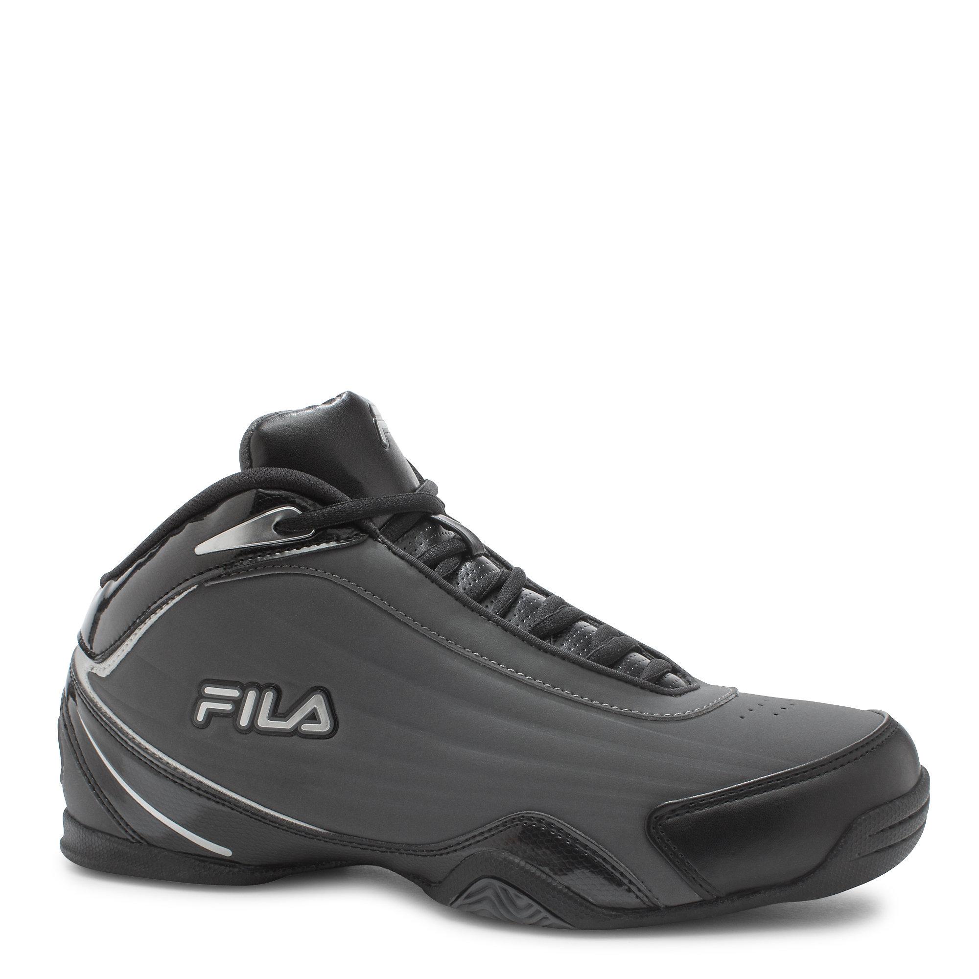 fila men 39 s filabuck slam 12c basketball sneakers ebay. Black Bedroom Furniture Sets. Home Design Ideas