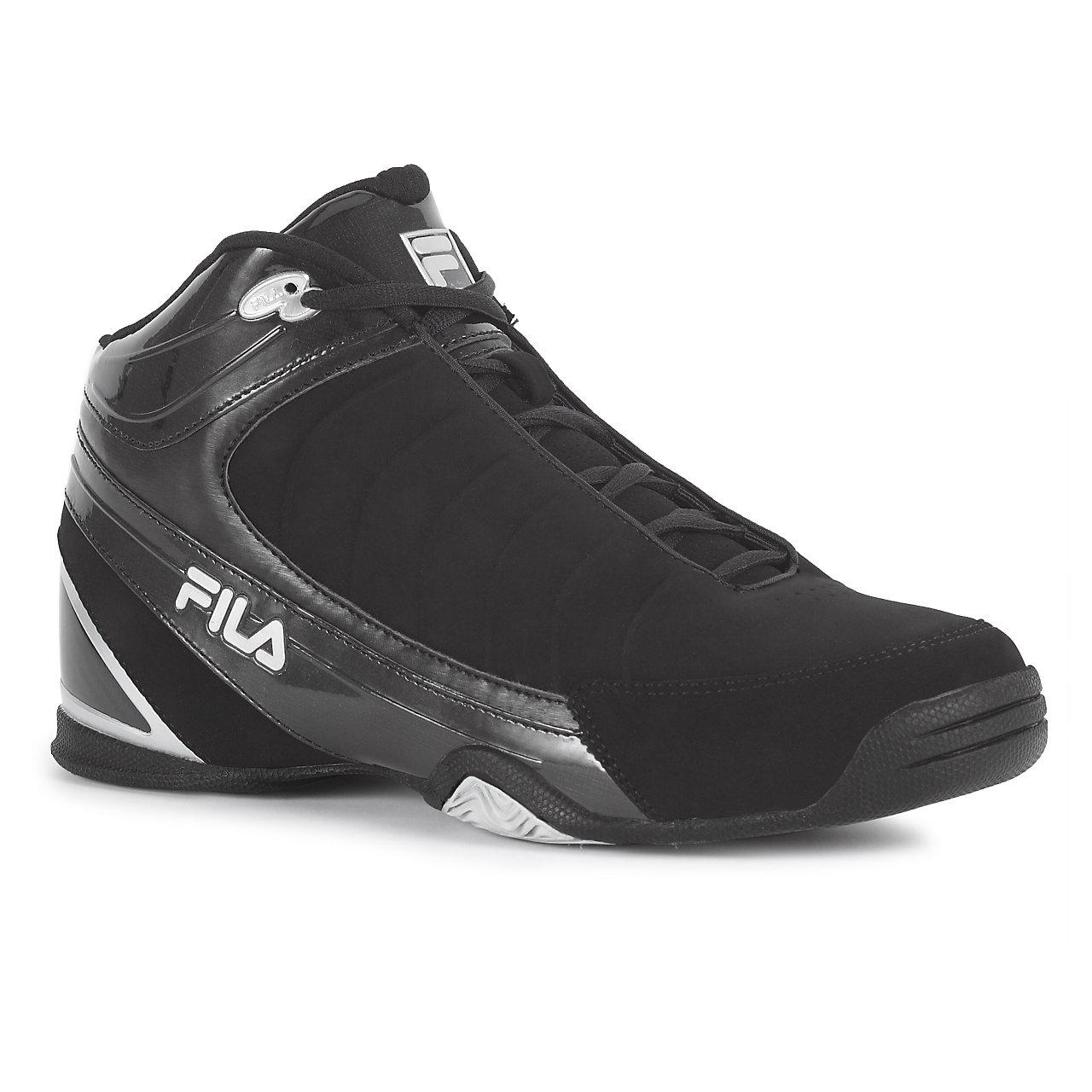 fila men 39 s basketball dls game filabuck synthetic shoes ebay. Black Bedroom Furniture Sets. Home Design Ideas