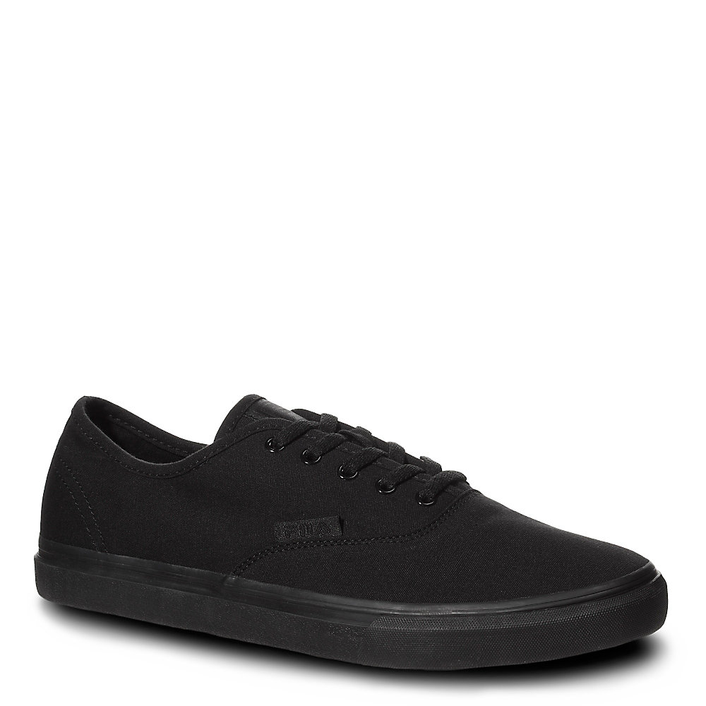 men's classic canvas in black