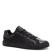 men's oxidize low in black