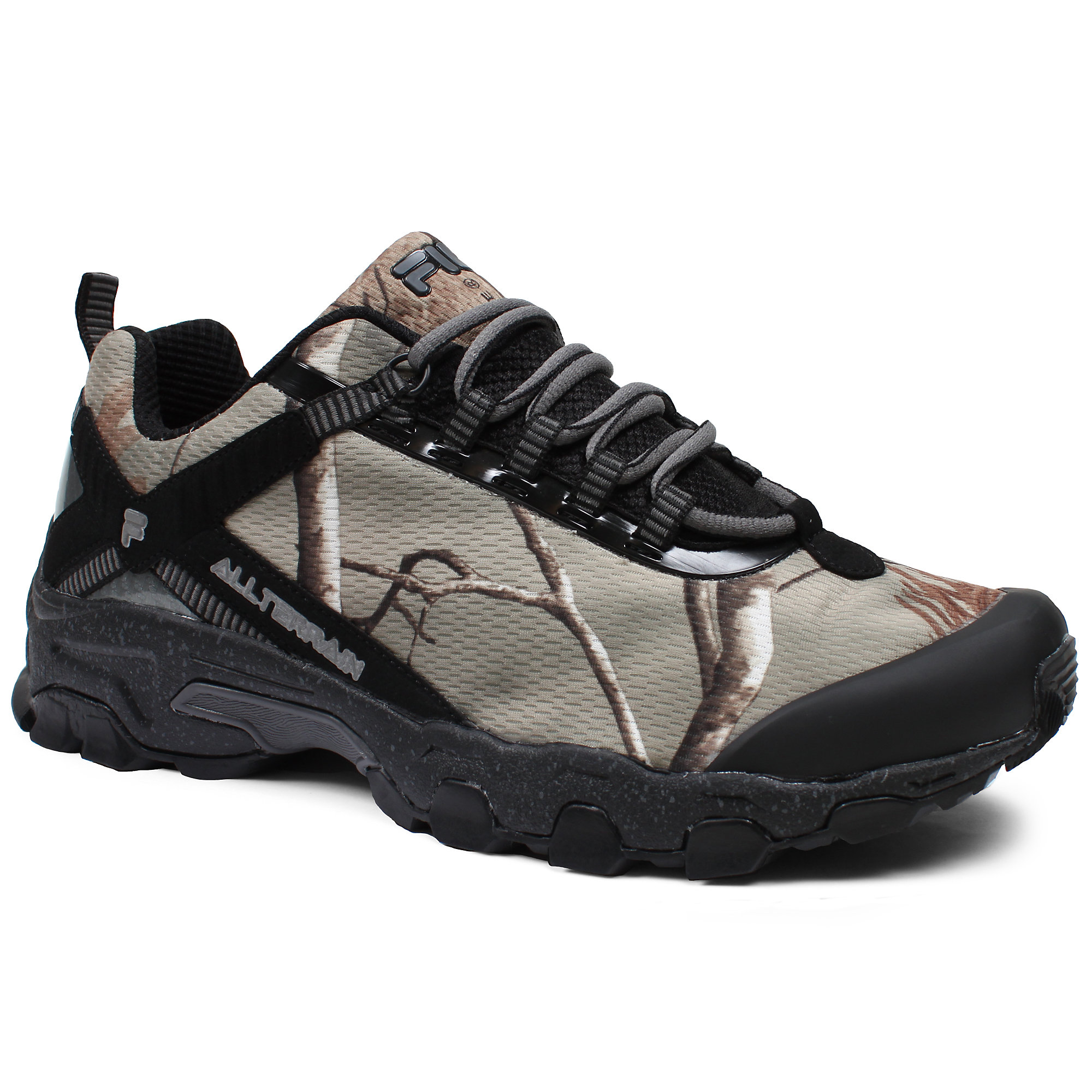 FILA-Men-039-s-Blowout-Camo-Trail-Shoes