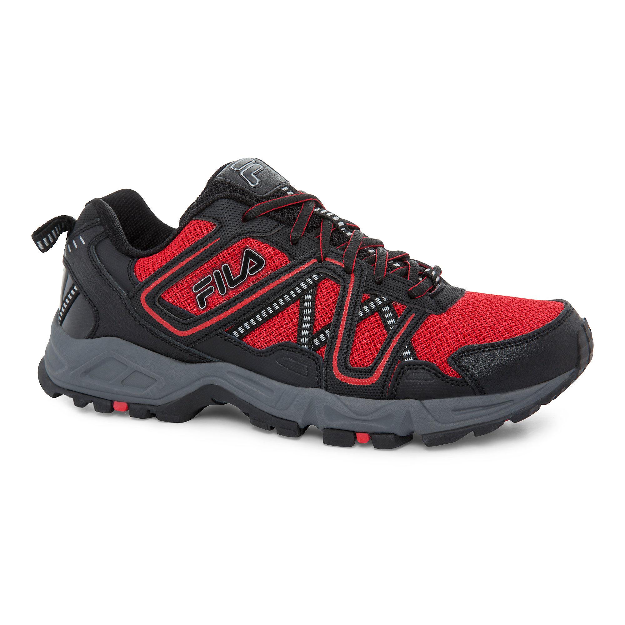 Fila Men S Ascente  Trail Running Shoe
