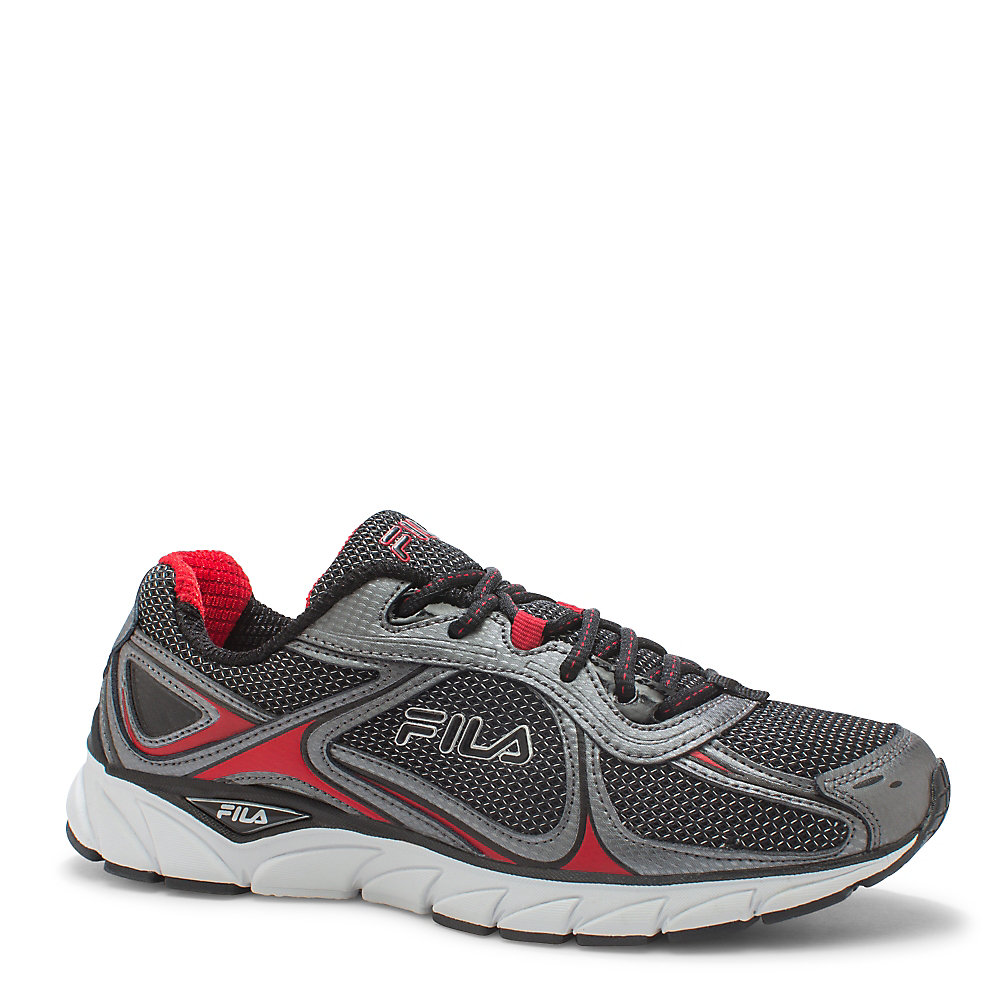 men's quadrix in red