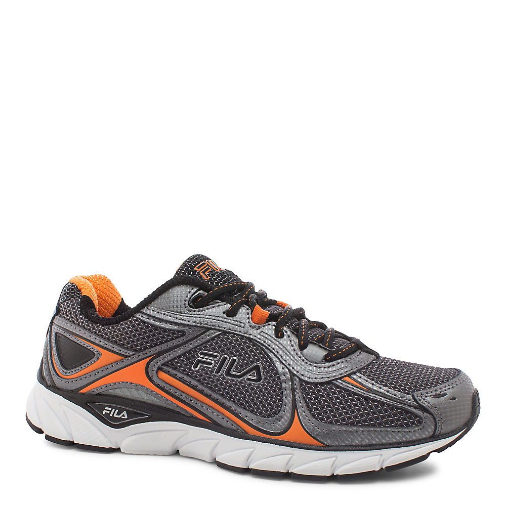 men's quadrix in orange