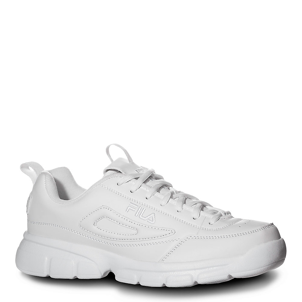 men's disruptor se in white
