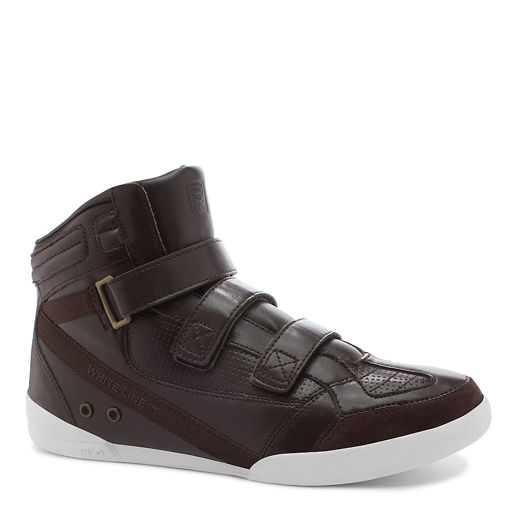 men's hi class mid triple strap in bombaybrown
