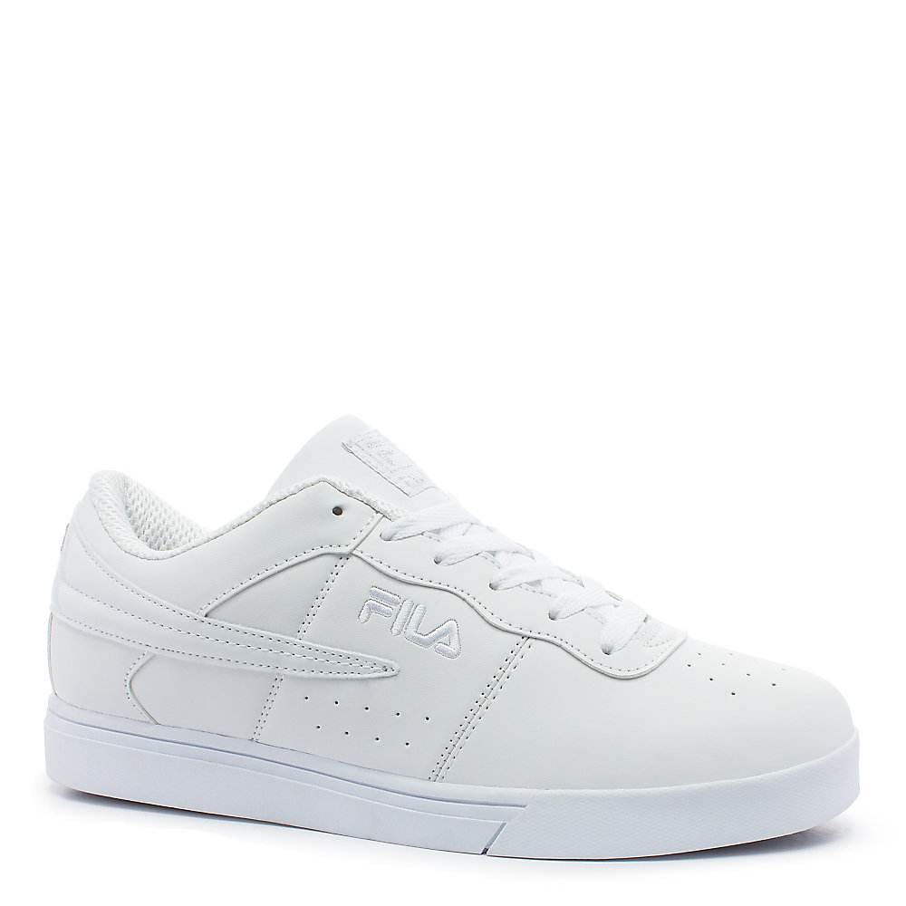 men's vulc 13 low in white