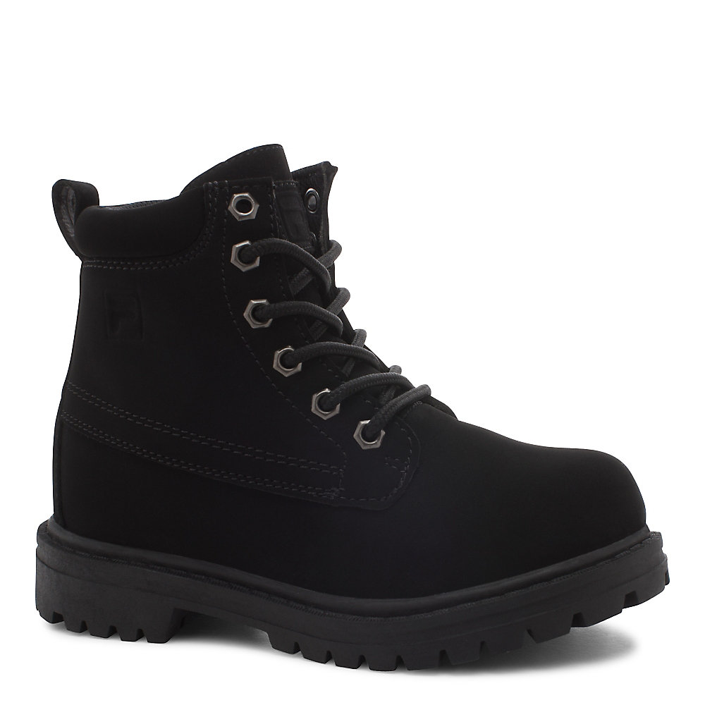 kids' edgewater 12 in black