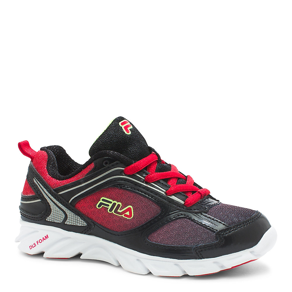 kids' stride 3 in red