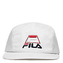tk hat in white