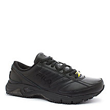 women's memory flux slip resistant in black