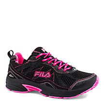 women's overstitch 8 in shockingpink