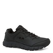 women's memory fresh start slip resistant in black