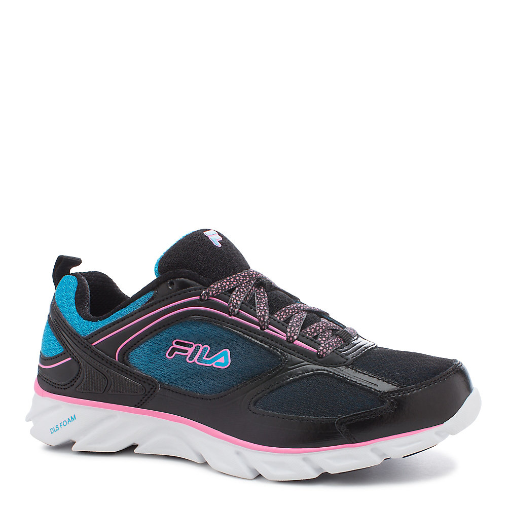 women's fila stride 3 in purplerain