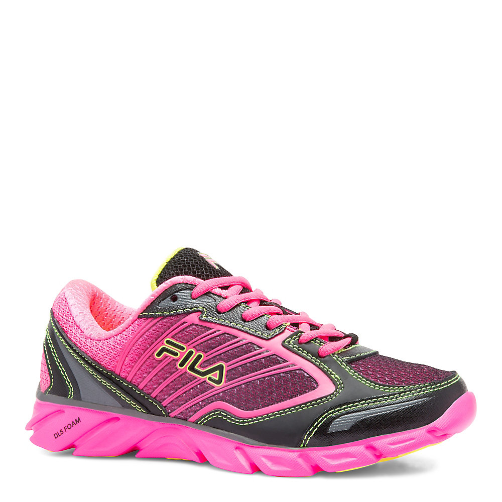 women's fila fresh in shockingpink