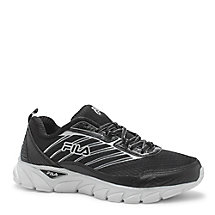 women's FILA forward in black