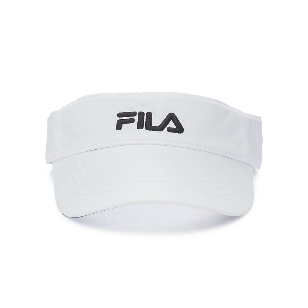 performance runner visor in FC50246E_100_sw
