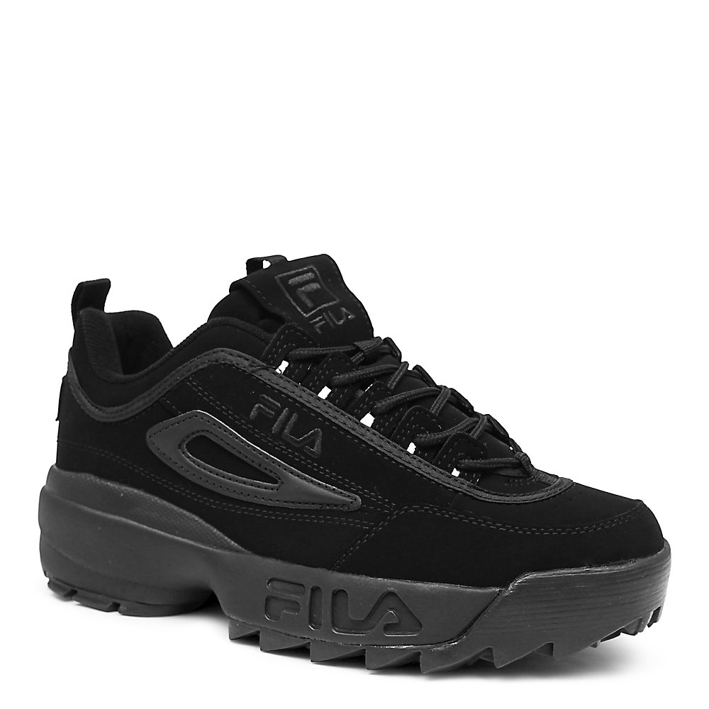 men's disruptor ii fb in black