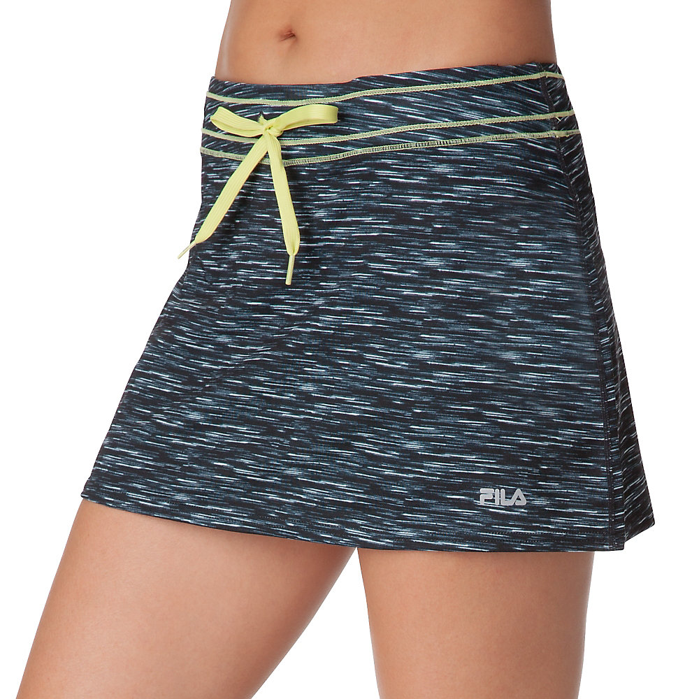contrast stitch skort in FW151HY5_019_sw_e