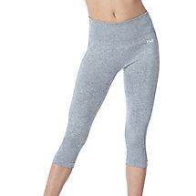 leg high seamless tight in grey