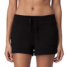 boardwalk short in black