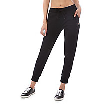 frances jogger in black