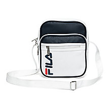 dwyer small shoulder bag in white