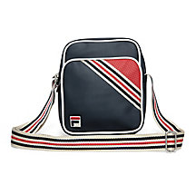 foster small shoulder bag in navy