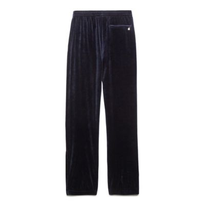 M SOLID VELOUR PANT