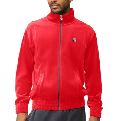 M SOLID VELOUR JACKET