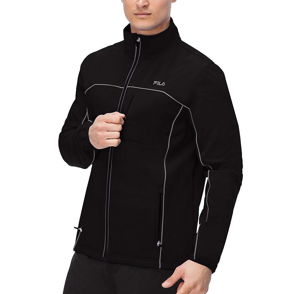 adventure jacket in black