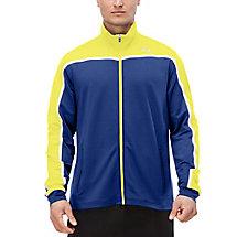 front row jacket in cobalt