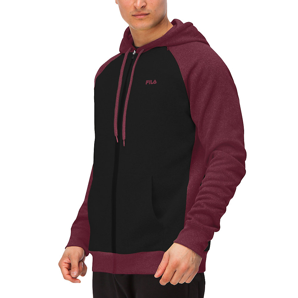 onwards and upwards jacket in magenta