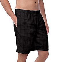 turn on me reversible short in black