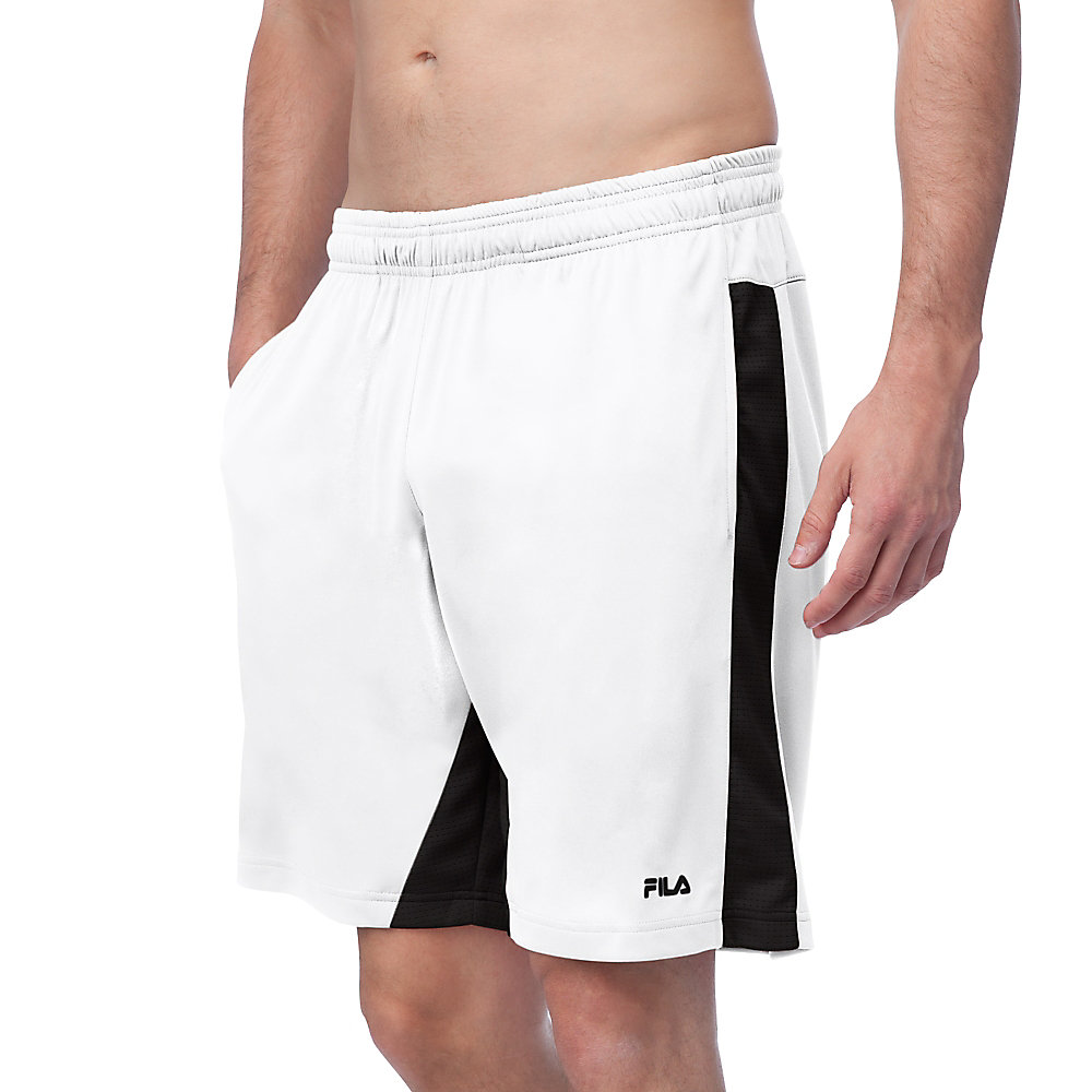 pure energy short in white