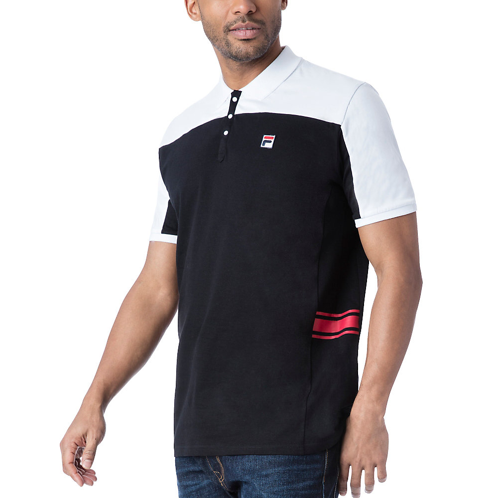 mivvi polo in black