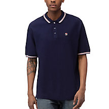 matcho 3 polo in navy