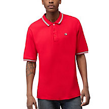 matcho 3 polo in red
